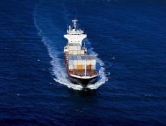 Морские перевозки грузов