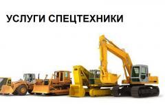 Услуги, аренда спецтехники в Алматы