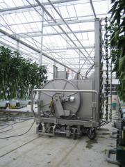 Защита растений в теплицах