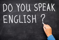 Learning of foreign languages online