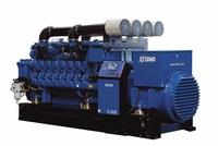 Service of diesel generators and special equipmen