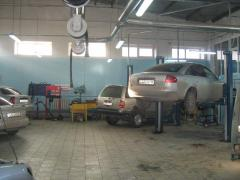 Repair running, the engine, fuel system in Uralsk