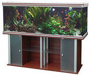 Изготовление аквариумных комплексов