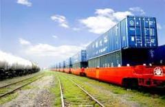 International rail transportation