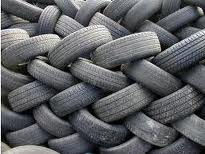 Utilization of worn-out tire covers