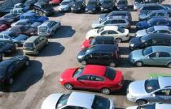 Services at purchase and sale of cars