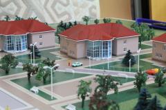 Изготовление макетов зданий и конструкций