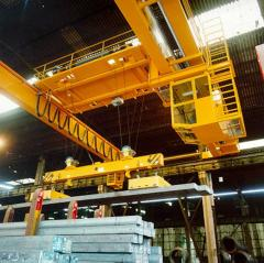 Repair of cranes, lifting gears, Kazakhstan