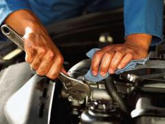 Engineering service of cars