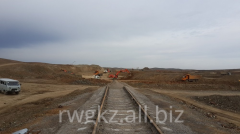 Reconstruction of the railroads