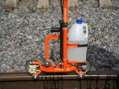 Indestructible control of rails