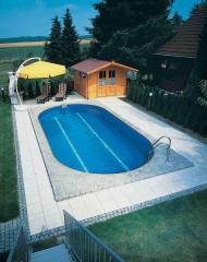 Строительство бассейнов в Астане