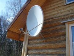 Услуги спутникового интернета