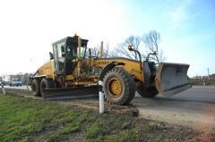 Сервисное обслуживание дорожно-строительных машин