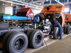 Ремонтно-механическое обслуживание грузового транспорта RIMULA express, Усть Каменогорск