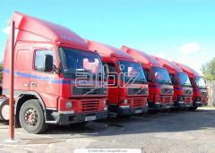 Обслуживание и ремонт грузовых автомобилей RIMULA express, Усть Каменогорск