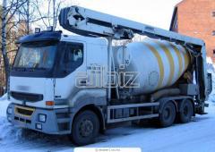 Обслуживание техническое грузовых автомобилей RIMULA express, Усть Каменогорск