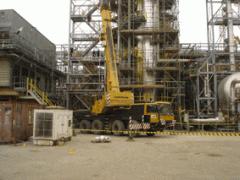 Строительно-монтажные работы  в нефтегазовой