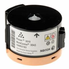 Заправка лазерного картриджа xerox 3010/3045