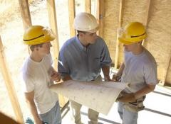 Services of a general contractor