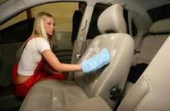 Химчистка пенная салонов автомобилей