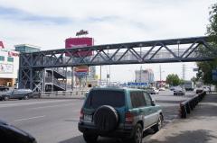Production of bridges of the crosswalk