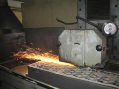 Работы строгальные по металлу, Metal Crafts