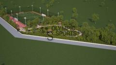 Разработка дизайна спортивных комплексов и