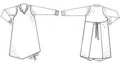 Проектирование трикотажной одежды
