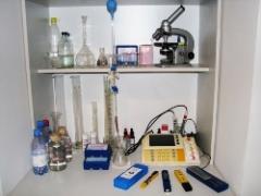 Химический анализ качества воды для подбора оборудования