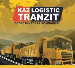 Доставка техники из КНР, транзитом через Казахстан в РФ, до конечного пункта назначения