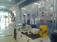 Buffet receptions. Coffee breaks. Banquets.