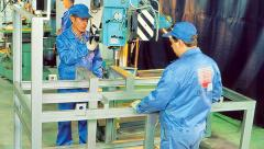 Изготовление, ремонт, обработка металлоконструкций