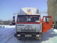 Услуги автотранспорта и механизмов
