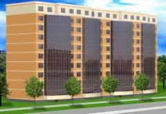 Строительство и продажа квартир