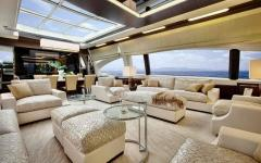 Дизайн интерьеров яхт в г. Астана