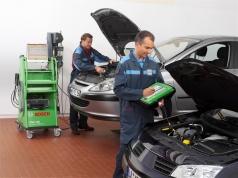Диагностика и ремонт бензиновых двигателей