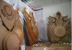 Design of souvenir products
