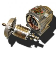 Major repair of electric motors