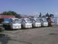 Сервисное обслуживание китайских грузовых