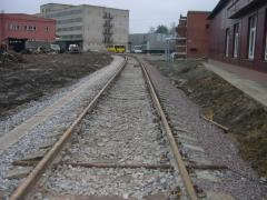 Repairs of railway tracks of any complexity