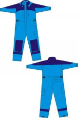 Tailoring and repair of overalls