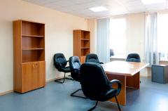 Renovation of the commercial room by forces of