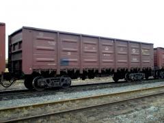 Железнодорожные перевозки в Казахстане (Астана)