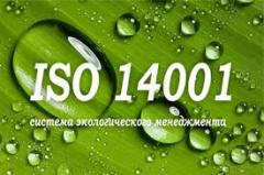 ISO/ИСО 14001 Система экологического менеджмента