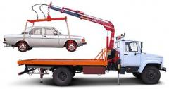 Lease of automobile tow trucks