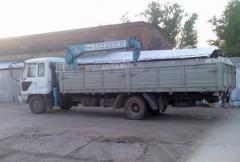 Rent of the atomobilny MMC Fuso manipulator