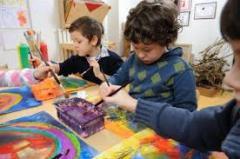 Раннее развитие детей, Центр раннего развития