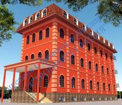 Проектирование жилых и общественных зданий, Расчет