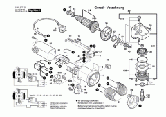Service service and repair of the electric tool
